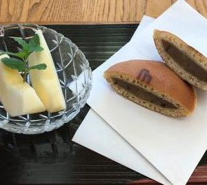 和菓子ととても合いましたの画像