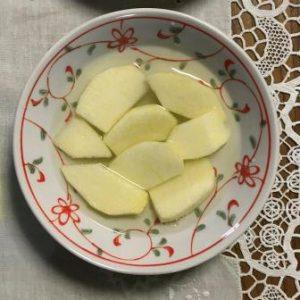 今まで食べたリンゴとは全然違いました。の画像
